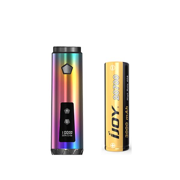 Elektronický grip: IJOY Saber 100 Mod (Duhový)