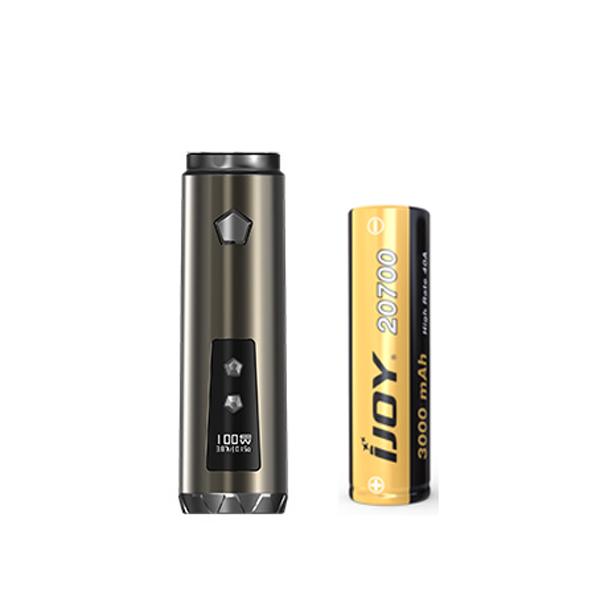 Elektronický grip: IJOY Saber 100 Mod (Gun metal)