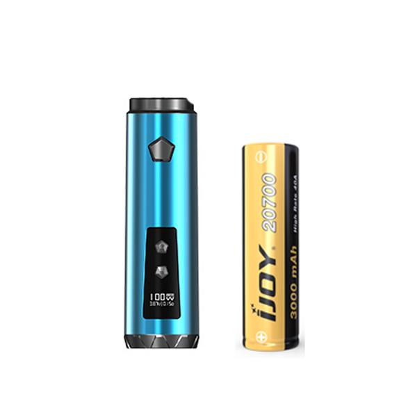 Elektronický grip: IJOY Saber 100 Mod (Modrý)