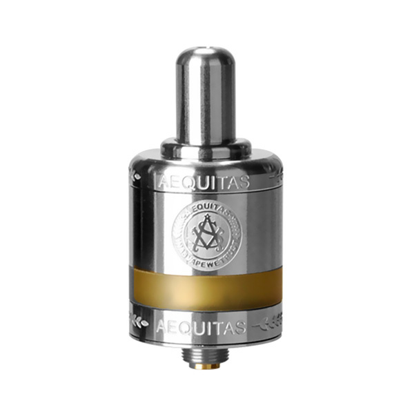 Clearomizér Asvape Zeta MTL RTA 2,5ml (Stříbrný)