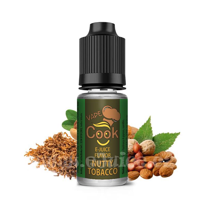 Příchuť Imperia Vape Cook: Nutty Tobacco 10ml