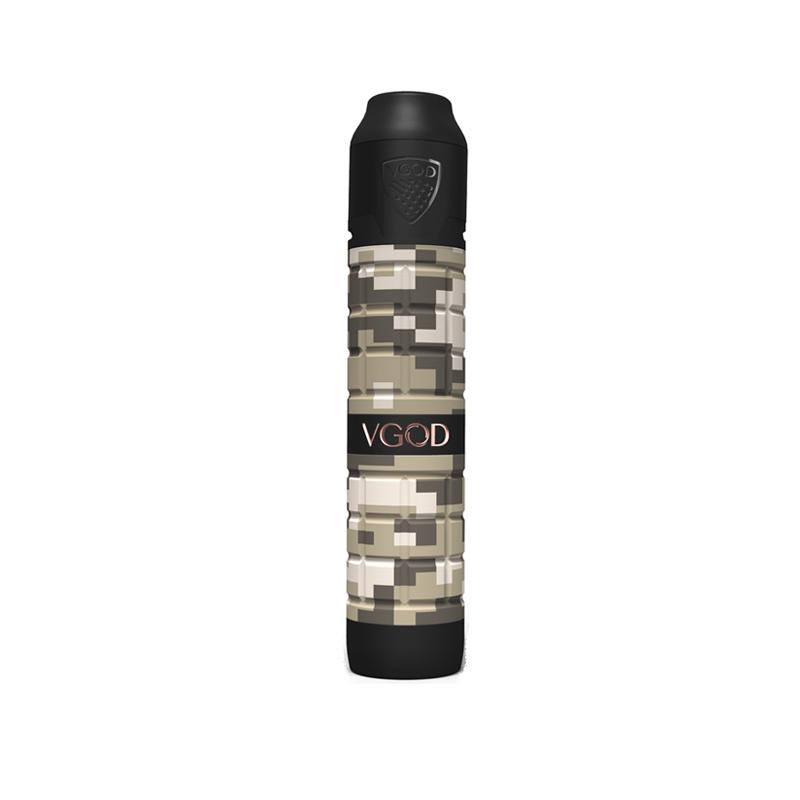 Mechanický grip: VGOD PRO Mech 2 Kit s Elite RDA (Desert Camo)