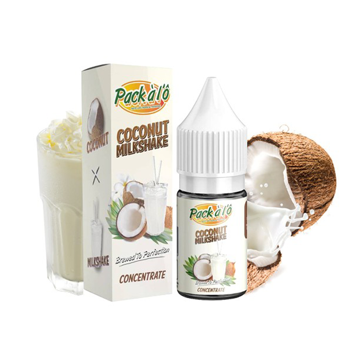 Příchuť Pack ALO: Coconut Milkshake (Kokosový milkshake) 10ml