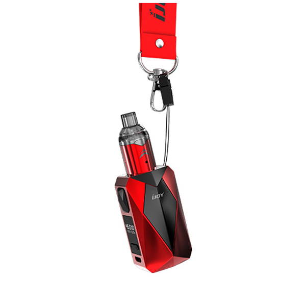 Elektronický grip: IJOY Diamond VPC Pod Kit (1400mAh) (Červený)