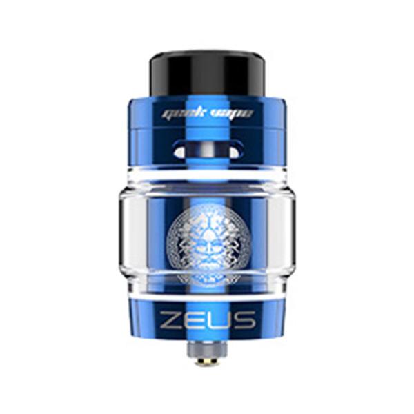 Clearomizér GeekVape Zeus Dual RTA (5,5ml) (Modrý)