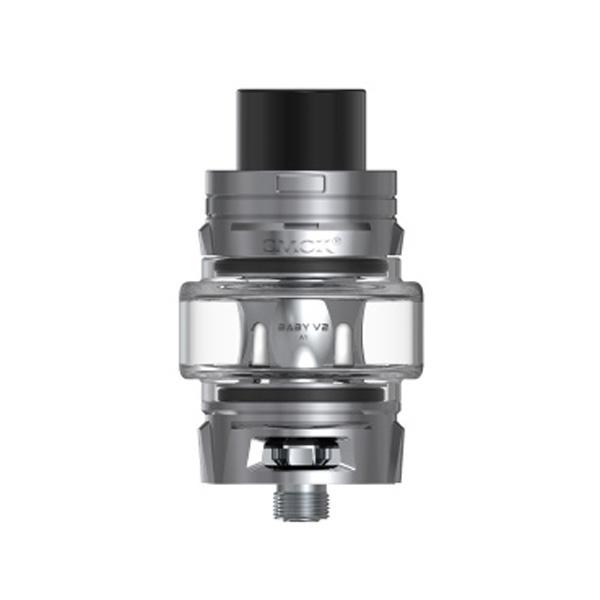 Clearomizér SMOK TFV8 Baby V2 (5ml) (Stříbrný)