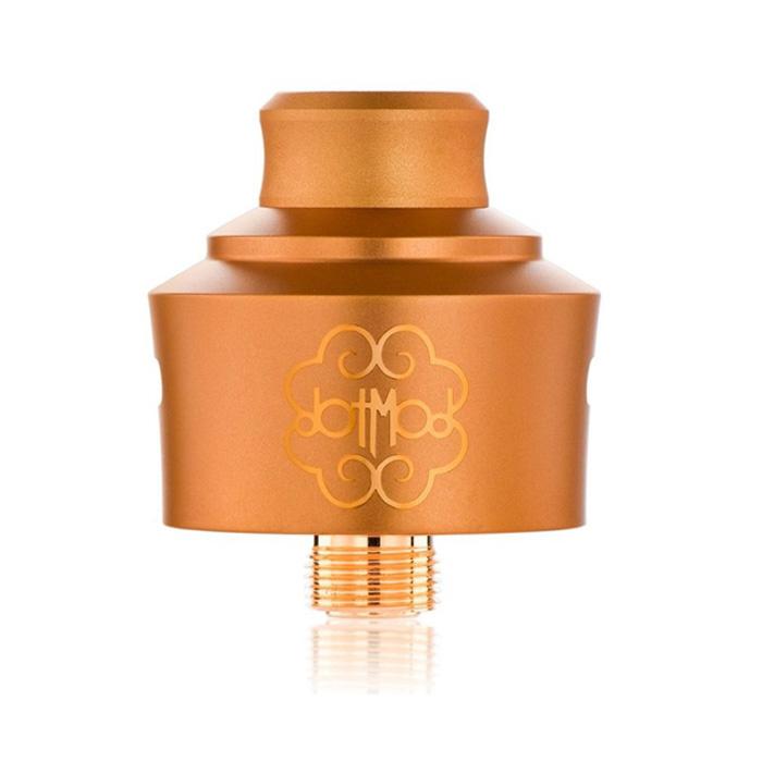 RDA atomizér Dotmod dotRDA Single 22 (Zlatý)