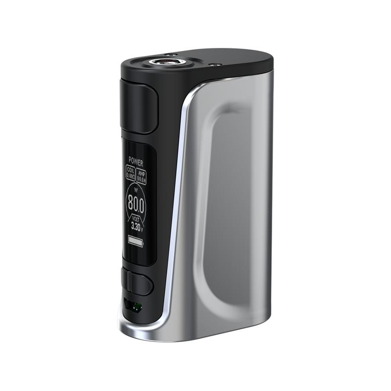 Elektronický grip: Joyetech eVic Primo Fit Mod (2800mAh) (Stříbrný)