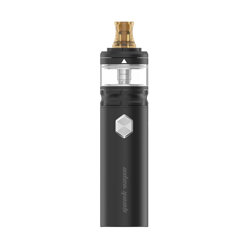 Elektronická cigareta: GeekVape Flint MTL Kit (1000mAh) (Černá)