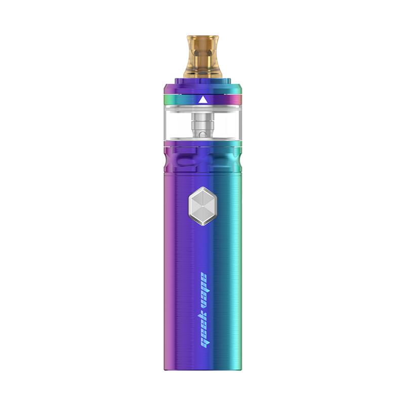 Elektronická cigareta: GeekVape Flint MTL Kit (1000mAh) (Duhová)