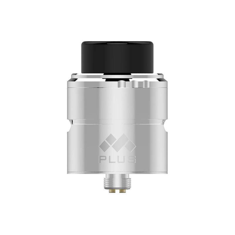 RDA atomizér Vapefly Mesh Plus (Stříbrný)