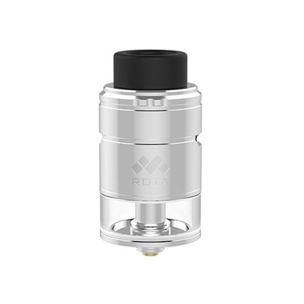 Clearomizér Vapefly Mesh Plus RDTA (3,5ml) (Stříbrný)