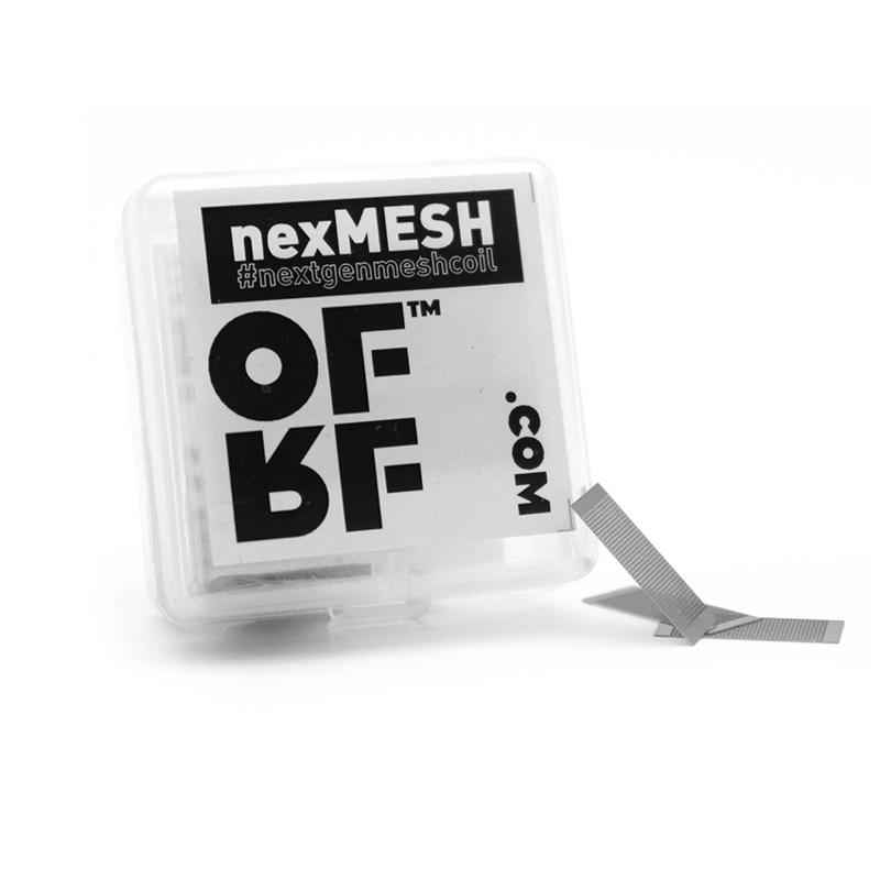 Mesh pletivo OFRF NexMesh pro Wotofo Profile RDA (0,13ohm) (10ks)