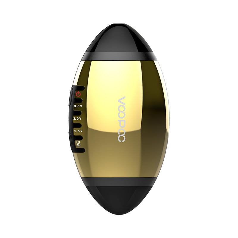 Elektronická cigareta: VooPoo VFL Pod Kit (650mAh) (Zlatá)