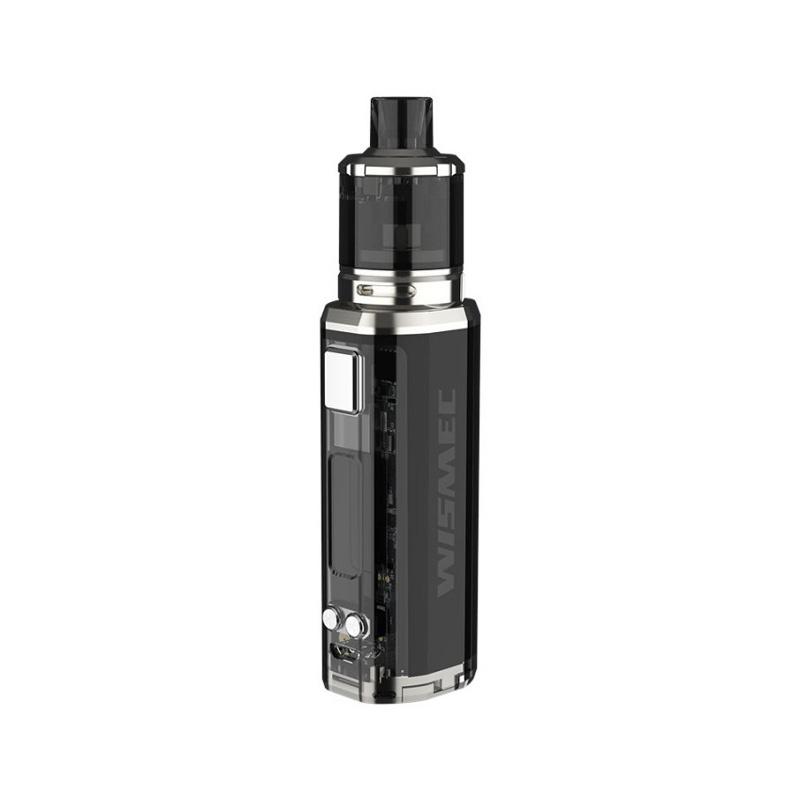Elektronický grip: WISMEC Sinuous V80 Kit s Amor NSE (Černý)