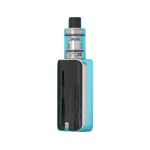 Elektronický grip: Vaporesso Luxe Nano Kit s SKRR-S Mini (2500mAh) (Stříbrný)