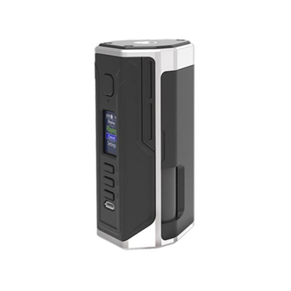 Elektronický grip: Lost Vape Drone BF DNA250C Squonk Mod (Silver / Black)