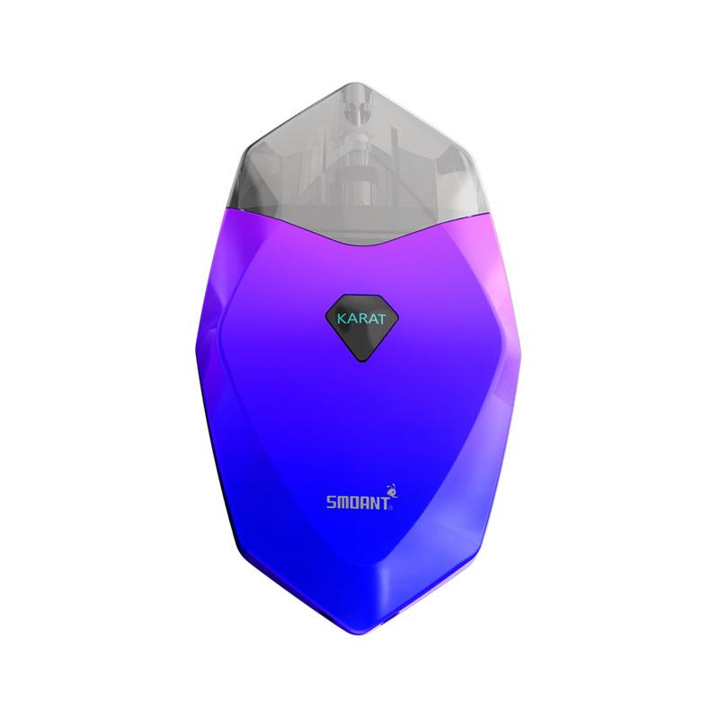 Elektronická cigareta: Smoant Karat Pod Kit (370mAh) (Gradient Blue)