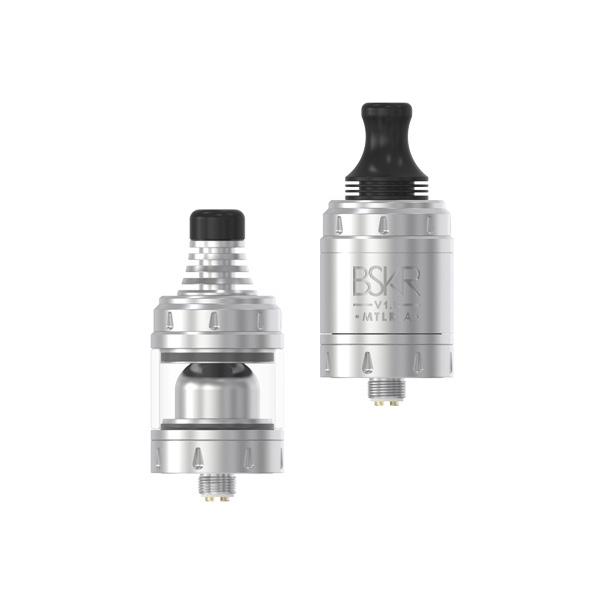 Clearomizér Vandy Vape Berserker V1.5 MTL RTA (2,5ml) (Stříbrný)