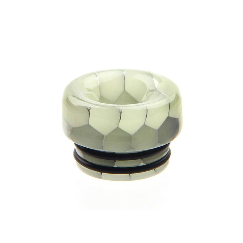 Resinový náustek Noctilucent 810 #4 (Vzor D)