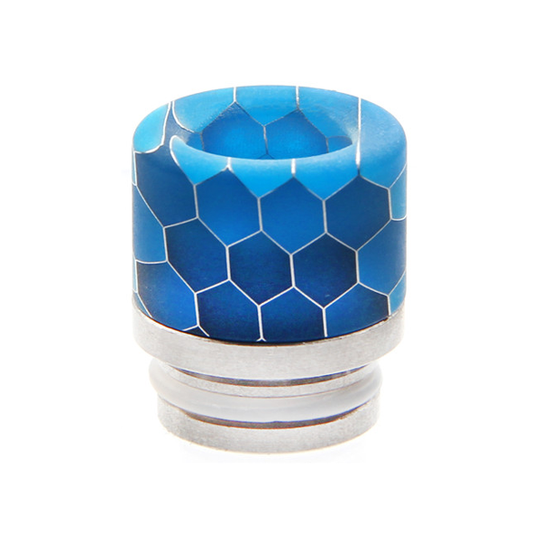 Resinový náustek Noctilucent Stainless Steel 810 #8 (Vzor A)