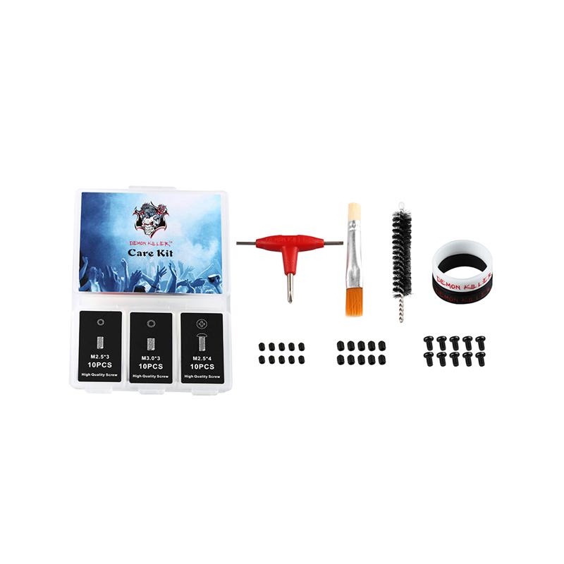Servisní sada pro DIY atomizéry - Demon Killer Care DIY Tool Kit