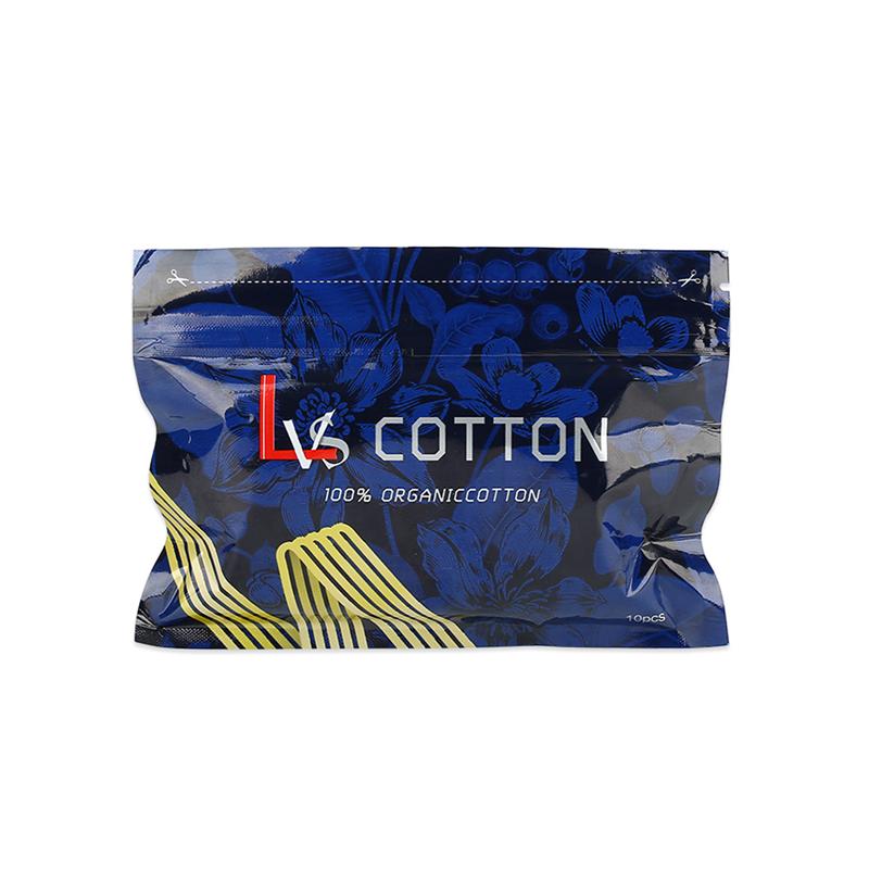 Přírodní vata Lvs Combed Cotton (10ks)