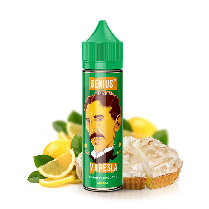Příchuť ProVape Genius S&V: Vapesla (Citronový koláč) 20ml