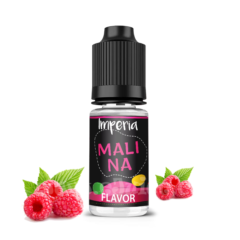 Příchuť Imperia Black Label: Malina 10ml