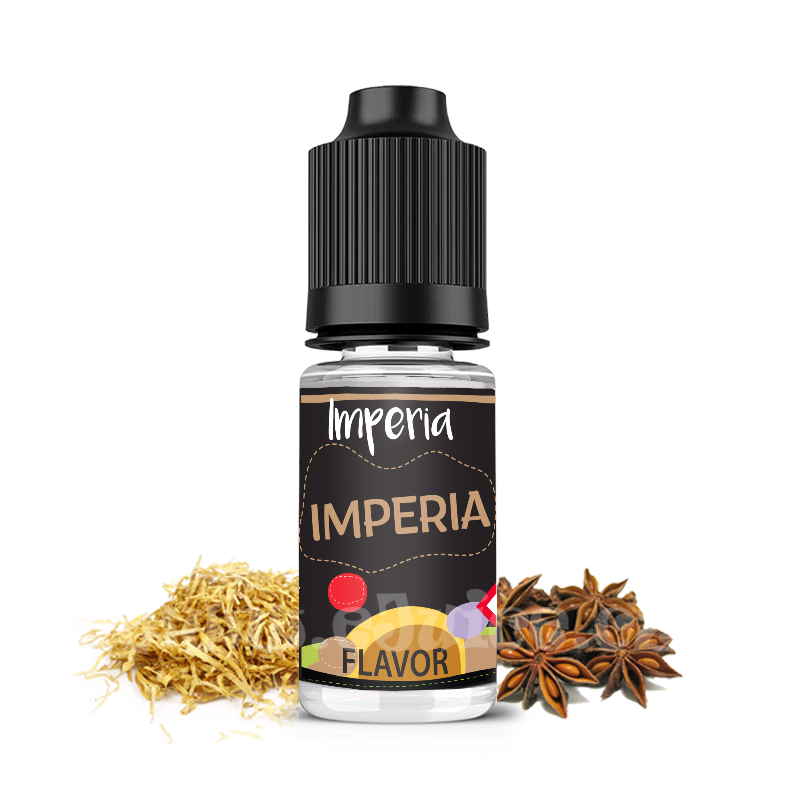 Příchuť Imperia Black Label: Imperia (Tabák s anýzem) 10ml