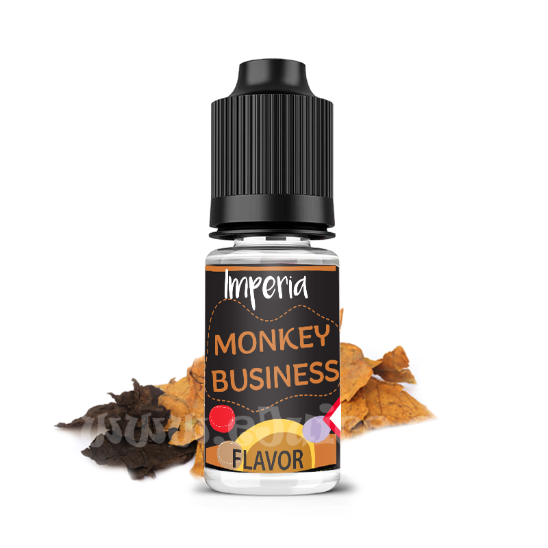 Příchuť Imperia Black Label: Monkey Business (Orientální tabák) 10ml