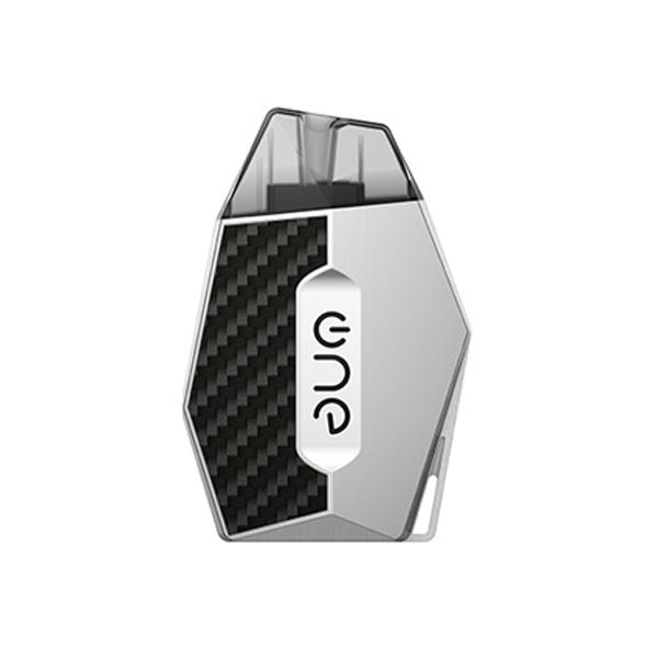 Elektronická cigareta: OneVape Lambo Pod Kit (360mAh) (Stříbrná)