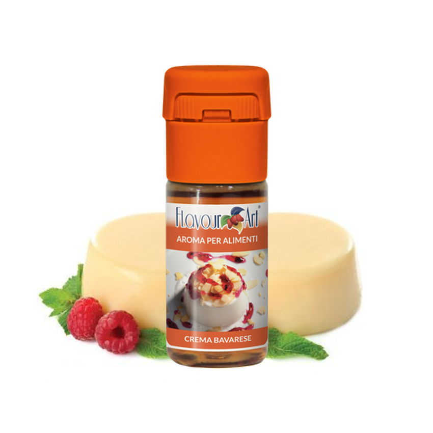 Příchuť FlavourArt: Bavarian Cream (Bavorský krém) 10ml