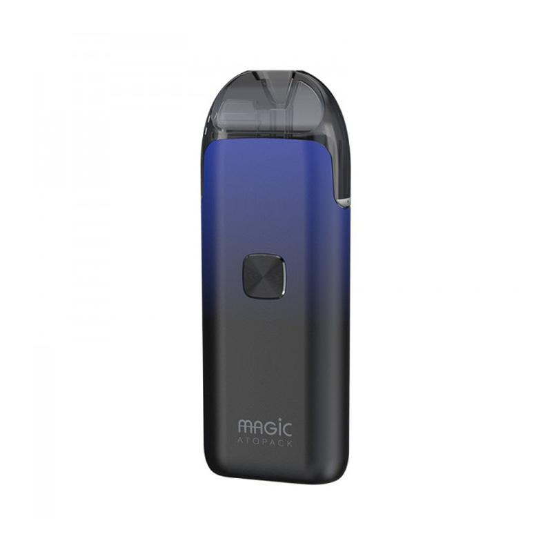 Elektronická cigareta: Joyetech Atopack Magic Pod Kit (1300mAh) (Modro-černá)