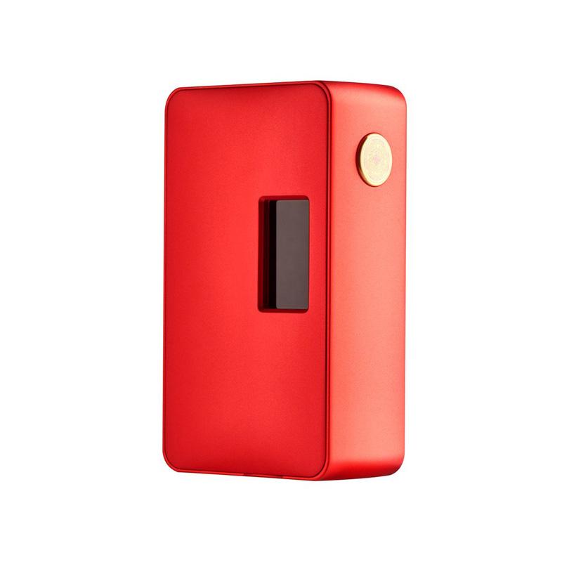 Elektronický grip: Dotmod dotSquonk 100W Mod (Červený)