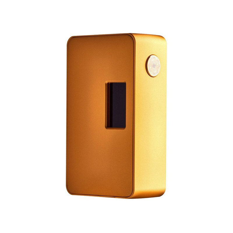 Elektronický grip: Dotmod dotSquonk 100W Mod (Zlatý)