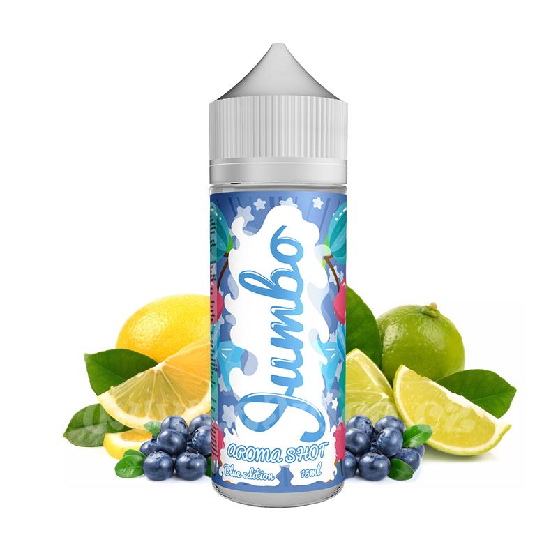 Příchuť Jumbo Shake & Vape: Blue Edition (Citrusový koktejl s borůvkami) 15ml
