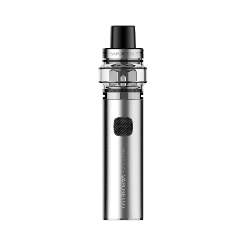 Elektronická cigareta: Vaporesso Sky Solo Kit (1400mAh) (Stříbrná)