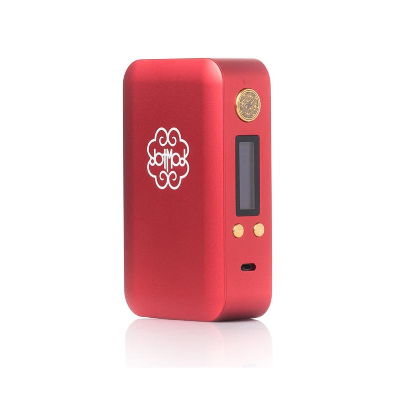 Elektronický grip: Dotmod dotBox 200W (Červený)
