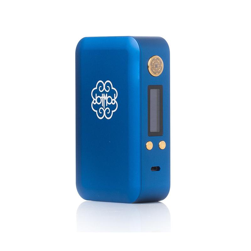 Elektronický grip: Dotmod dotBox 200W (Modrý)
