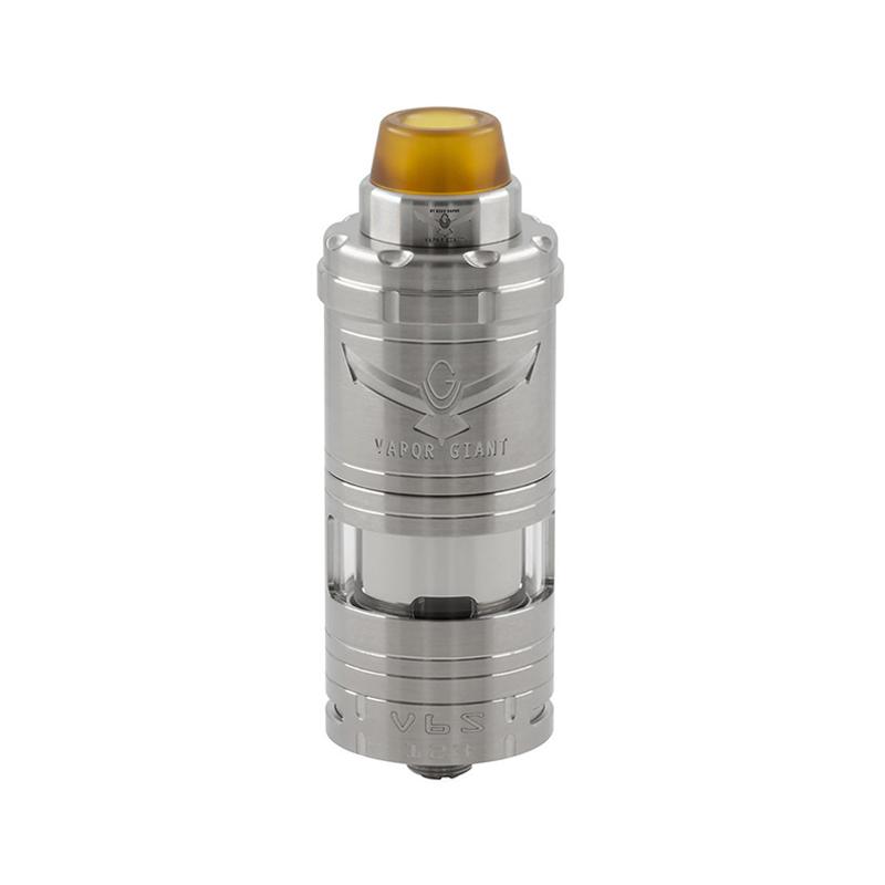 Clearomizér Vapor Giant V6S RTA 5,5ml (Stříbrný)