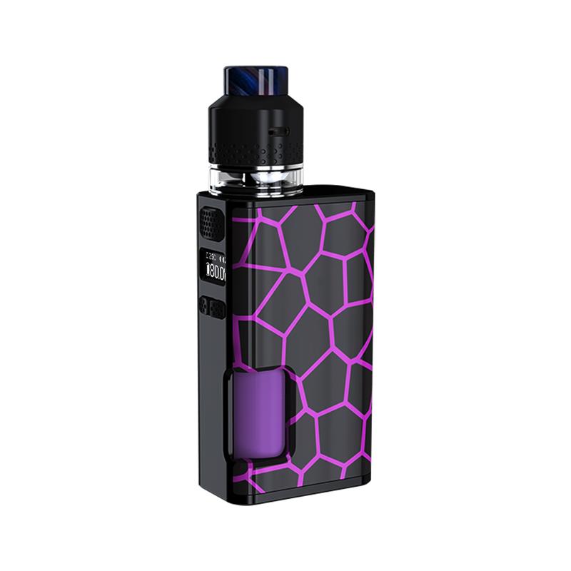 Elektronický grip: WISMEC Luxotic Surface Squonk Kit (Honeycomb)