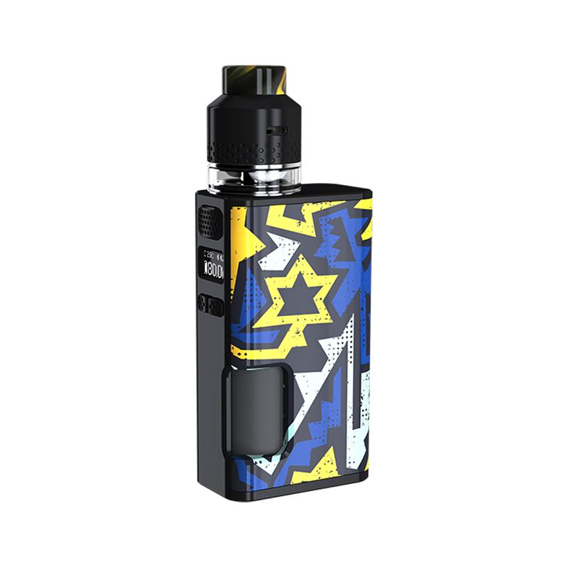 Elektronický grip: WISMEC Luxotic Surface Squonk Kit (Unistar)