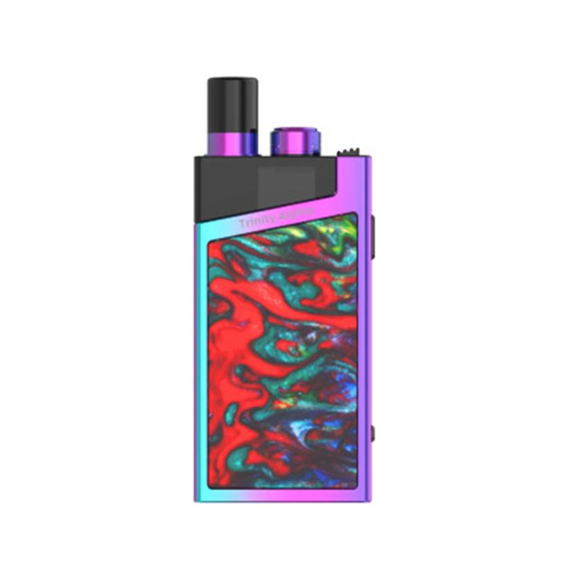 Elektronická cigareta: SMOK Trinity Alpha Resin Pod Kit (1000mAh) (Prism Rainbow)