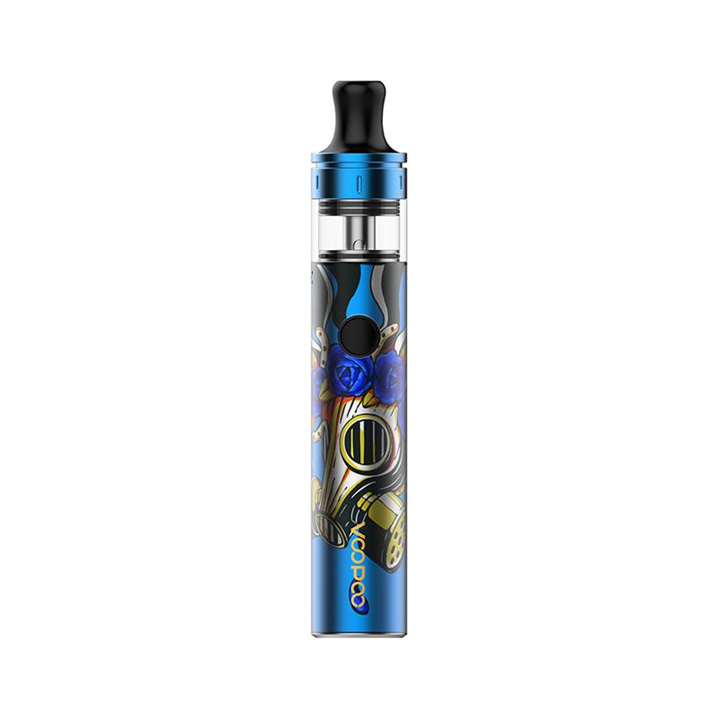 Elektronická cigareta: VooPoo Finic 20 AIO Kit (1500mAh) (Toxic)