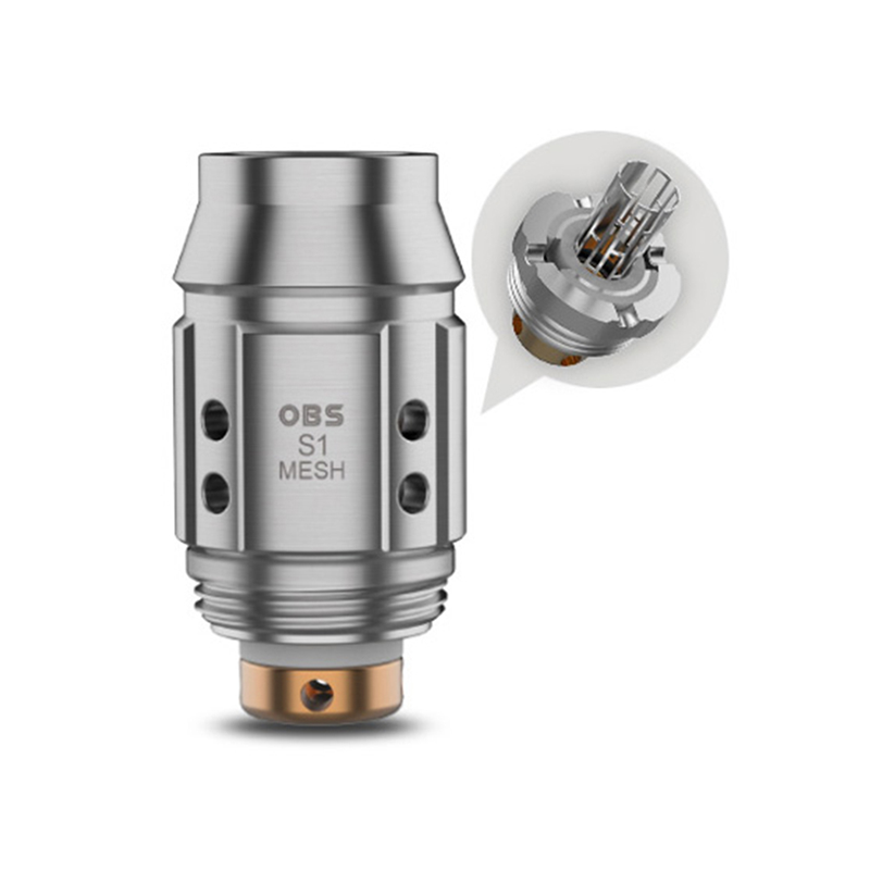 Žhavící tělísko OBS S1 Mesh pro Cube Mini Tank (0,6ohm) (1ks)