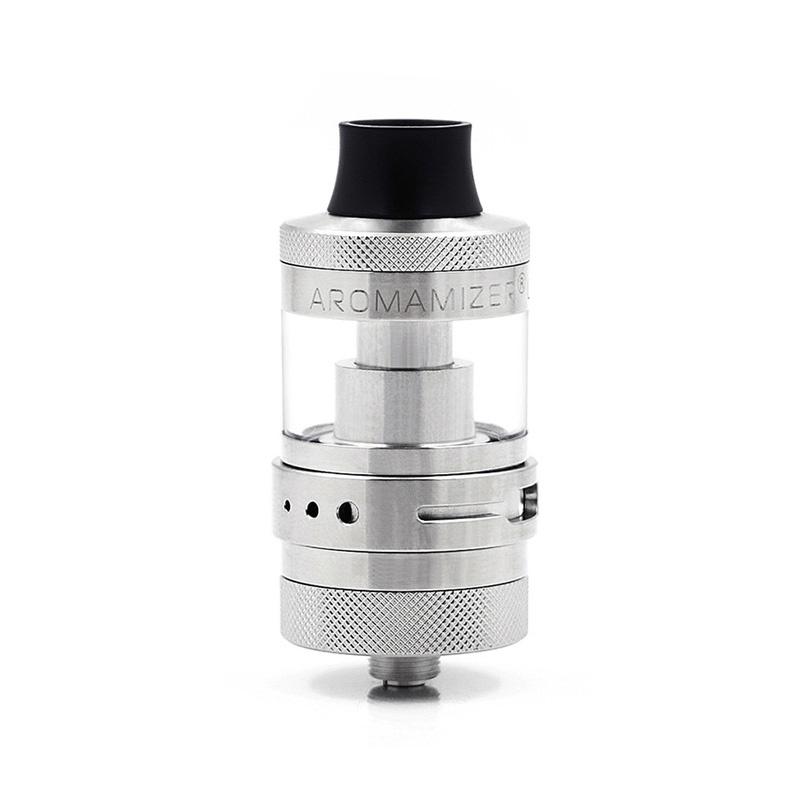 Clearomizér Steam Crave Aromamizer Lite RTA 23mm (3,5ml) (Stříbrný)