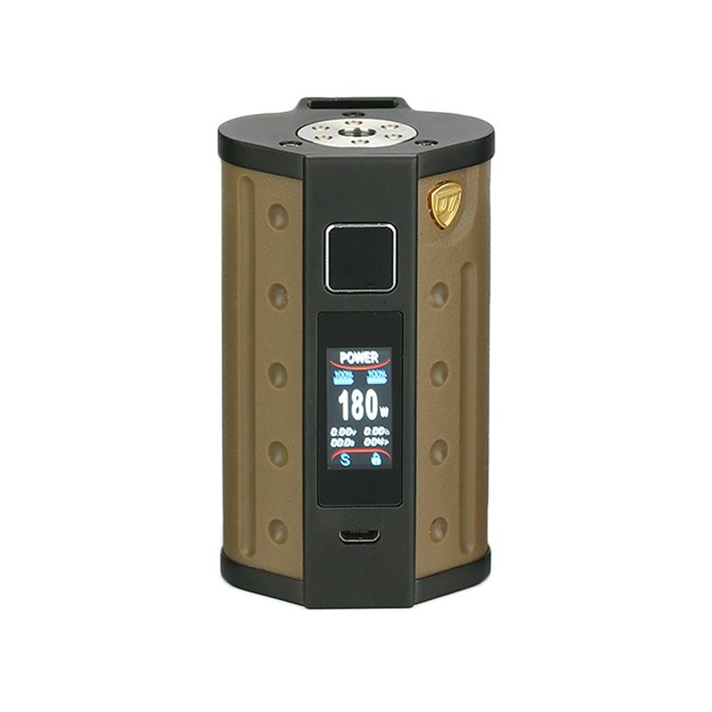 Elektronický grip: DEJAVU DJV D7 TS Mod (Army Brown)