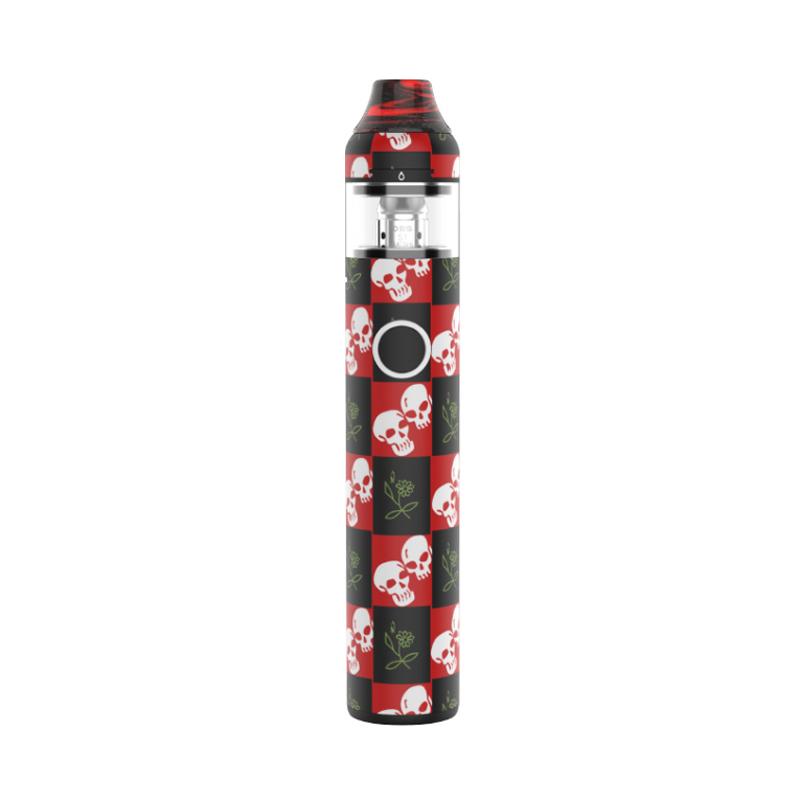 Elektronická cigareta: OBS KFB2 AIO Kit (1500mAh) (Skull Lover)