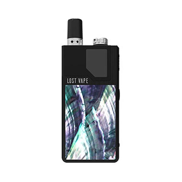 Elektronická cigareta: Lost Vape Orion DNA GO Pod Kit (950mAh) (Black Ocean Scallop)